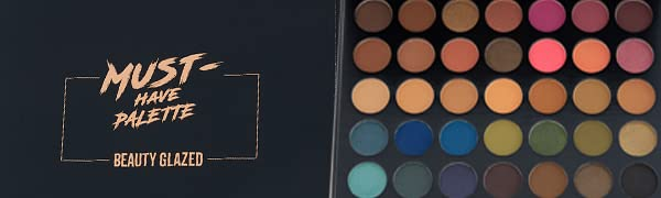 35 color eyeshadow