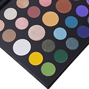 39 color nude eyeshadow