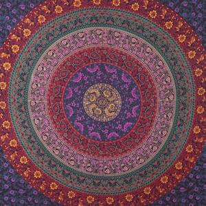 02-Ethnic Indian mandala