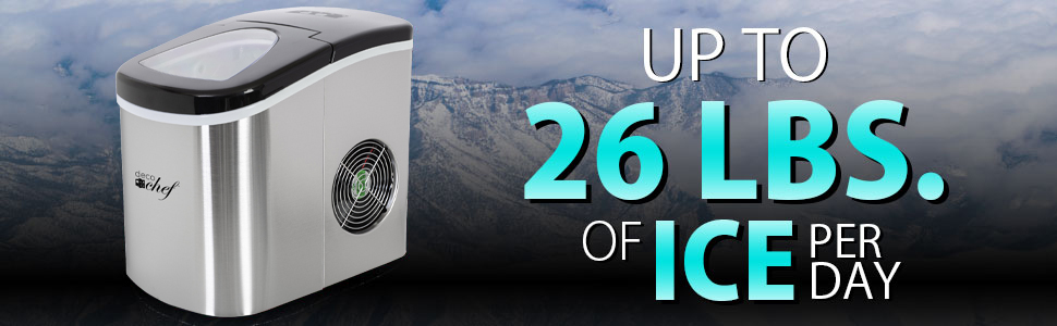 ice maker igloo fast party automatic