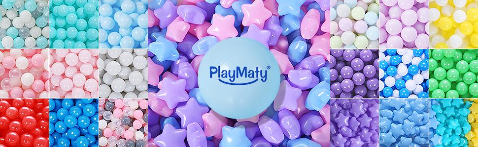 PlayMaty ball pit balls