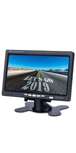 backup camera monitor