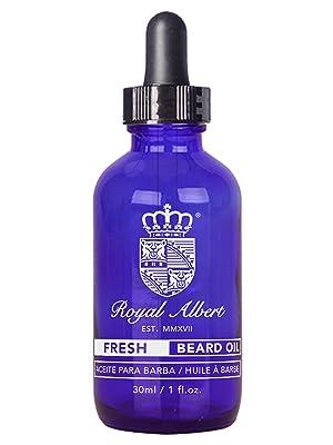 Royal Albert Fresh Beard Oil