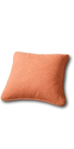 small square decorative accent throw pillow cover