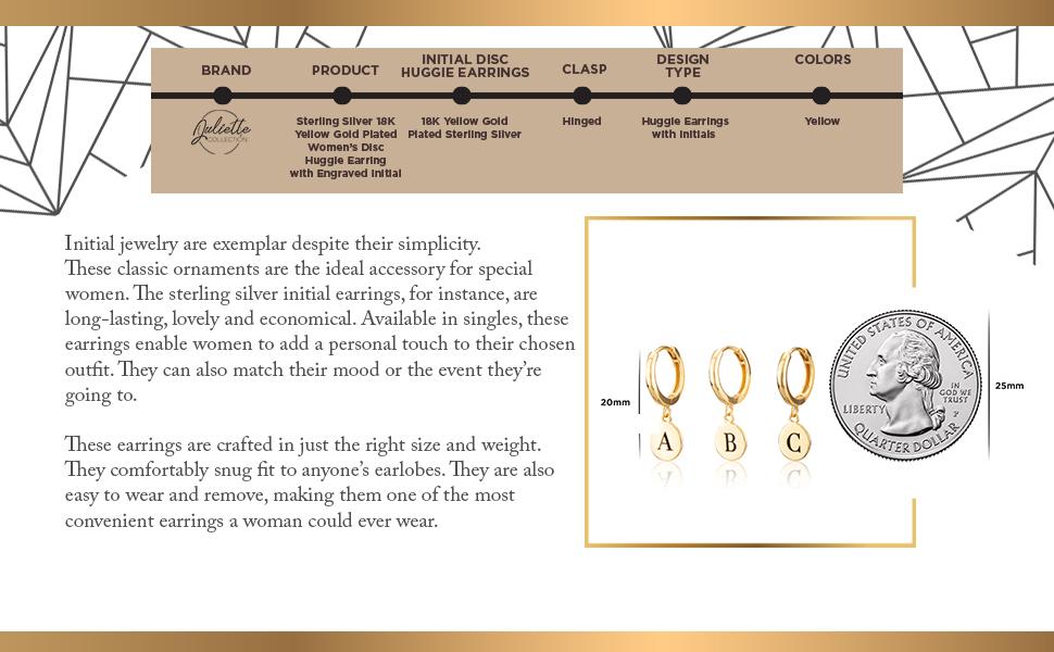 earings for women fashion gold jewelry initial d earings for teens girls earings for little girls