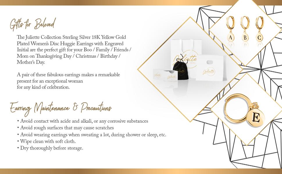 personalized earrings custom earrings letter i initial jewelry gold plated m earring initial earring