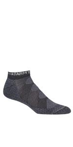 Farm to Feet Raleigh Low Socks