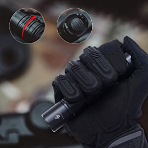 TrustFire LED Tactical Flashlight