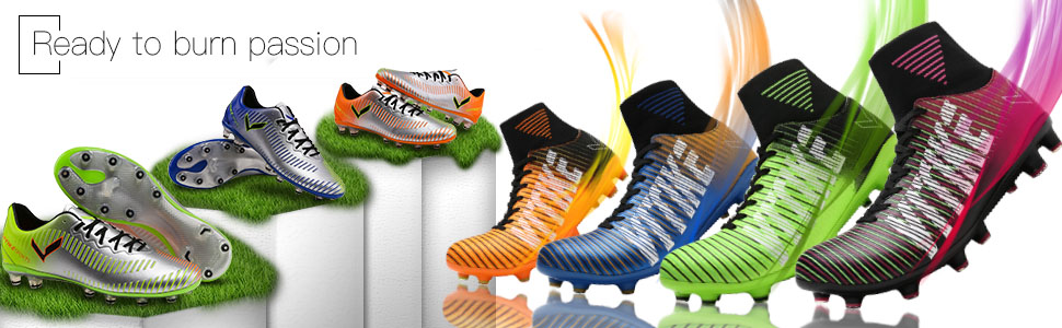 Children's football boots men soccer cleats