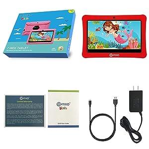 gift set tablet,kids gift set tablet,tablet gift set for children