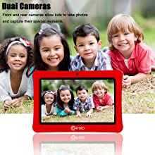 kids tablet with camera,children tablet with camera