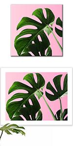 Chic Monstera Leaf Earrings - Tropical Delicate Lightweight Cutout Filigree Oversized Drop Dangles