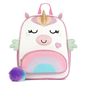 Unicorn backpack for back to school