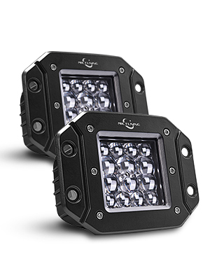 led pods light bar