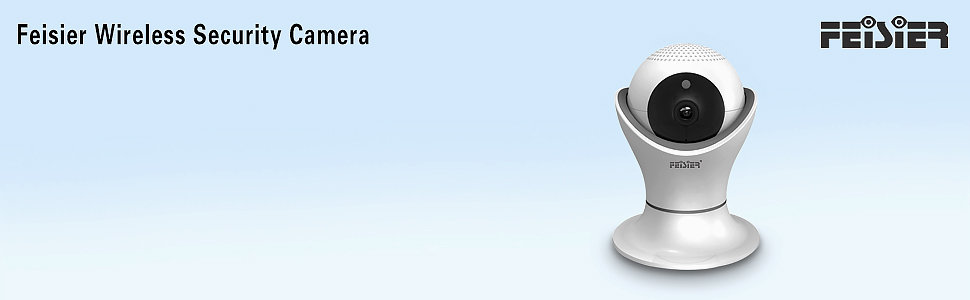 FEISIER Dome Camera aims to provide you a more safe home.