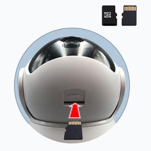 Micro SD card installation