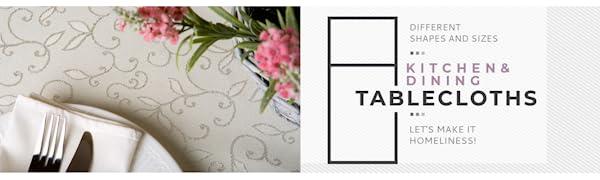 Aholta tablecloths