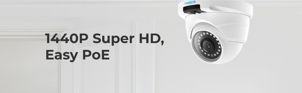 Reolink PoE Add-on Camera