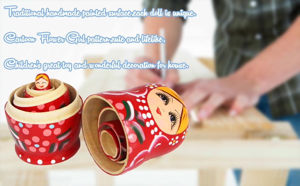 Nesting Matryoshka Dolls 2