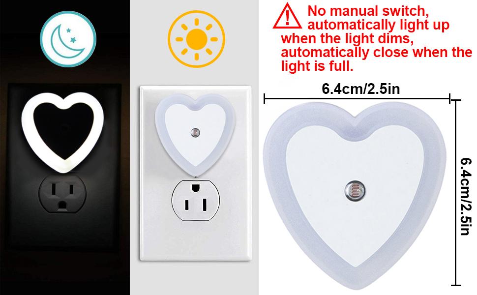 dim light bulb for nursery led night lights with sensor night light plug in sensor led hallway light