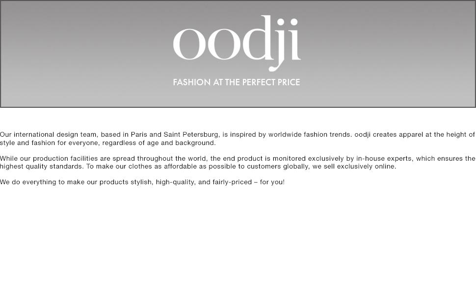 oodji affordable fashion