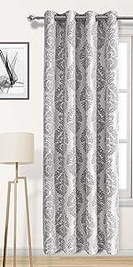 blackout curtains 100