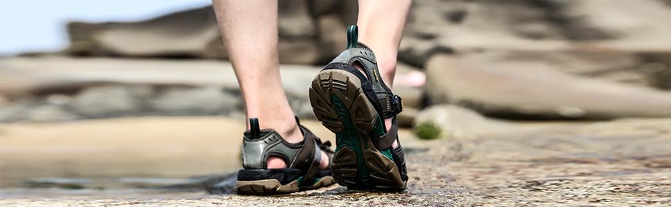 outdoor hiking sandals