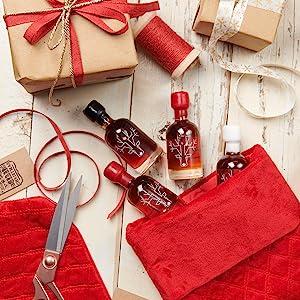 Escuminac maple syrup stocking stuffers