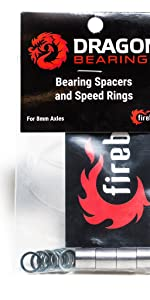 dragon spacers