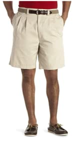 Harbor Bay by DXL Big and Tall shorts