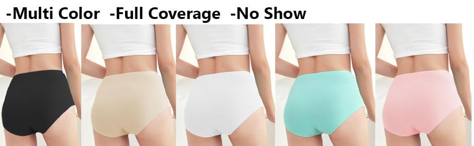 No Show Panties