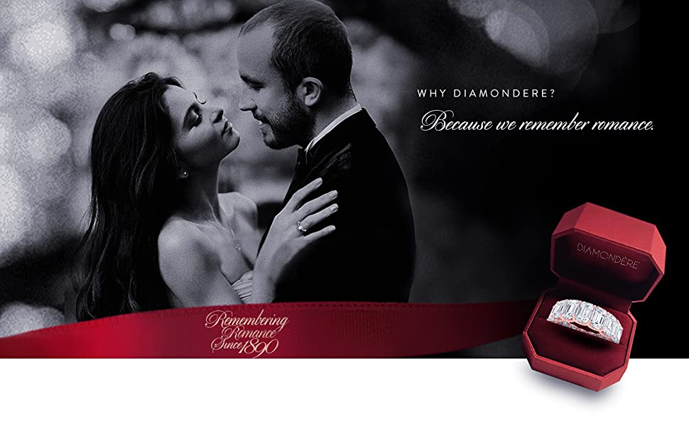 DIAMONDERE custom fine jewelry