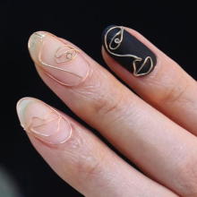 nail wire thin