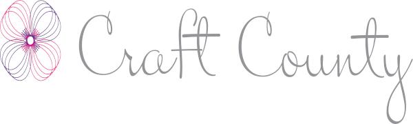 Craft County logo banner