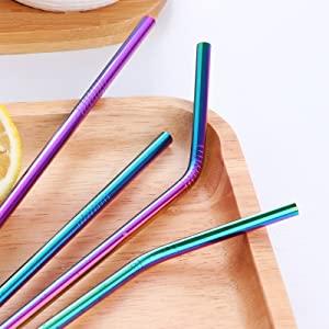 straws drinking reusable