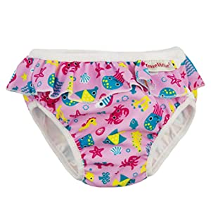 Girls swim diaper