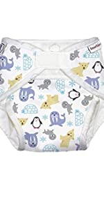 All-in-One Diaper