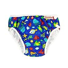 swim diaper fish