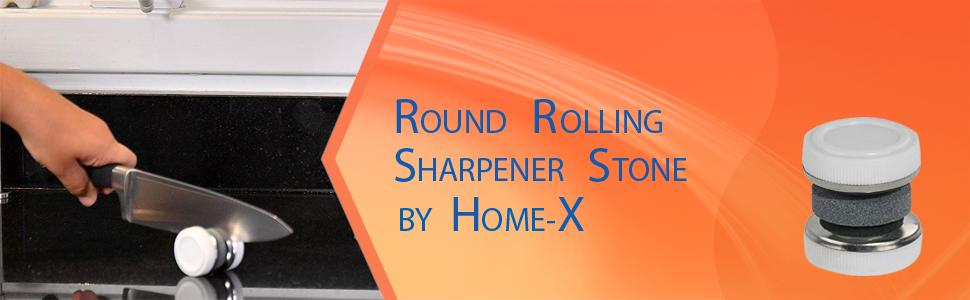 Round Rolling Sharpener