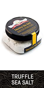 truffle sea salt italian black white aroma strong delicious fries steak imported italy pasta natural