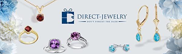 DIRECT JEWELRY DON'T FORGET THE DASH
