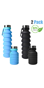 ZOORON Protein Shaker Bottle 100/% BPA Free Gym Bottle Shaker 16oz Shaker Cup with Storage Great for Powder and Capsule Organizer