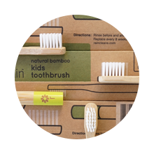 Extra soft bristles for gentle cleaning
