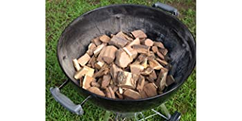 Camerons Products Grilling Grill Smoking Smoke Cooking Cook BBQ Barbecue Barbeque Wood Chunks Apple