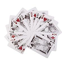 Ellusionist Arcane white playing card deck poker casino magic trick sleight hand illusion game USPCC