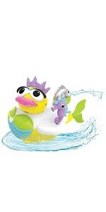 Duck Pirate water yookidoo baby bath bathtub toy tub kid child play girl boy toddler preschool