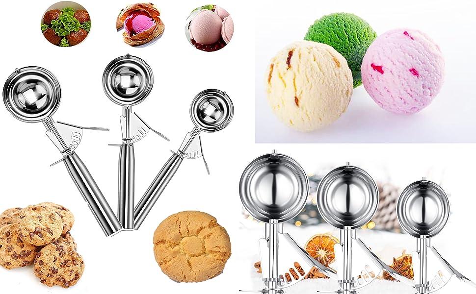 ice cream scoop trigger