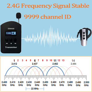 2.4g frequency