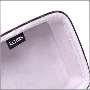 LTGEM EVA Hard Case for Omron Evolv Bluetooth Wireless Upper Arm Blood Pressure Monitor