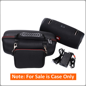 LTGEM EVA Hard Case for JBL Xtreme 2 Portable Waterproof Wireless Bluetooth Speaker